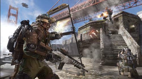 Call Of Duty Advanced Warfare iSO