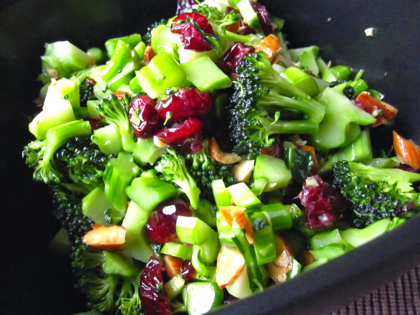 Vegetable in diet three recipes salad with broccoli healthy salad