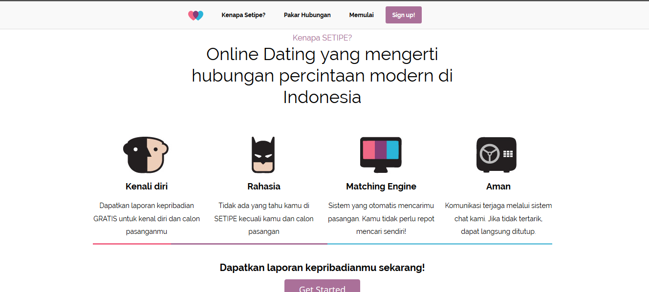 online dating setipe Check if your website is mobile-friendly get list of recommendations on how to improve your website mobile usability and performance scores.