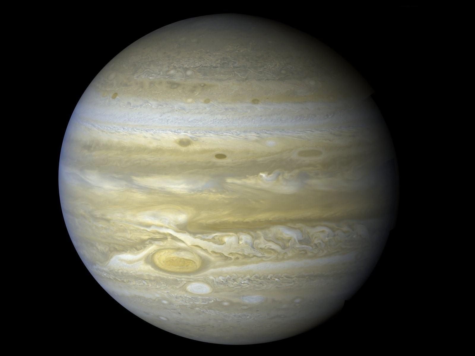 jupiter rings voyager 2 - photo #6