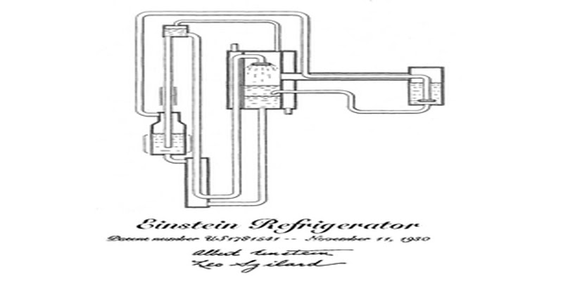 Albert Einstein S Inventions The Refrigerator Pictures to ...
