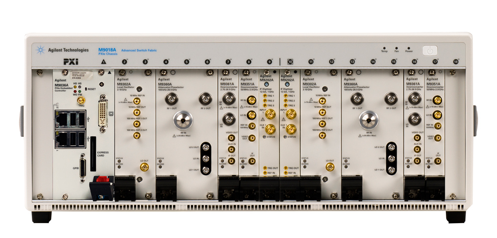 Vector Signal Analyzer : Measurementest test and measurement agilent