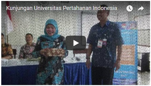 Kunjungan Univ Pertahanan Indonesia