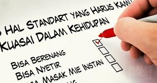 bintancenter.blogspot.com - 5 Hal Yang Seharusnya Anda Kuasai Dalam Hidup Ini
