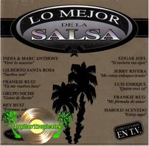 salsa elegante vol 1