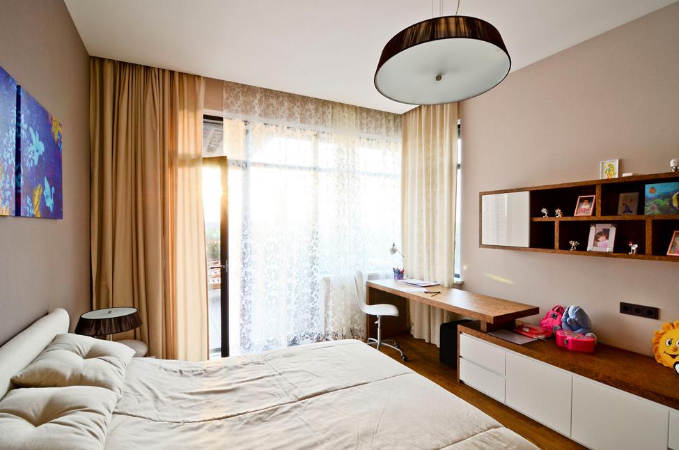 Дизайн комнаты 30 кв.м в частном доме