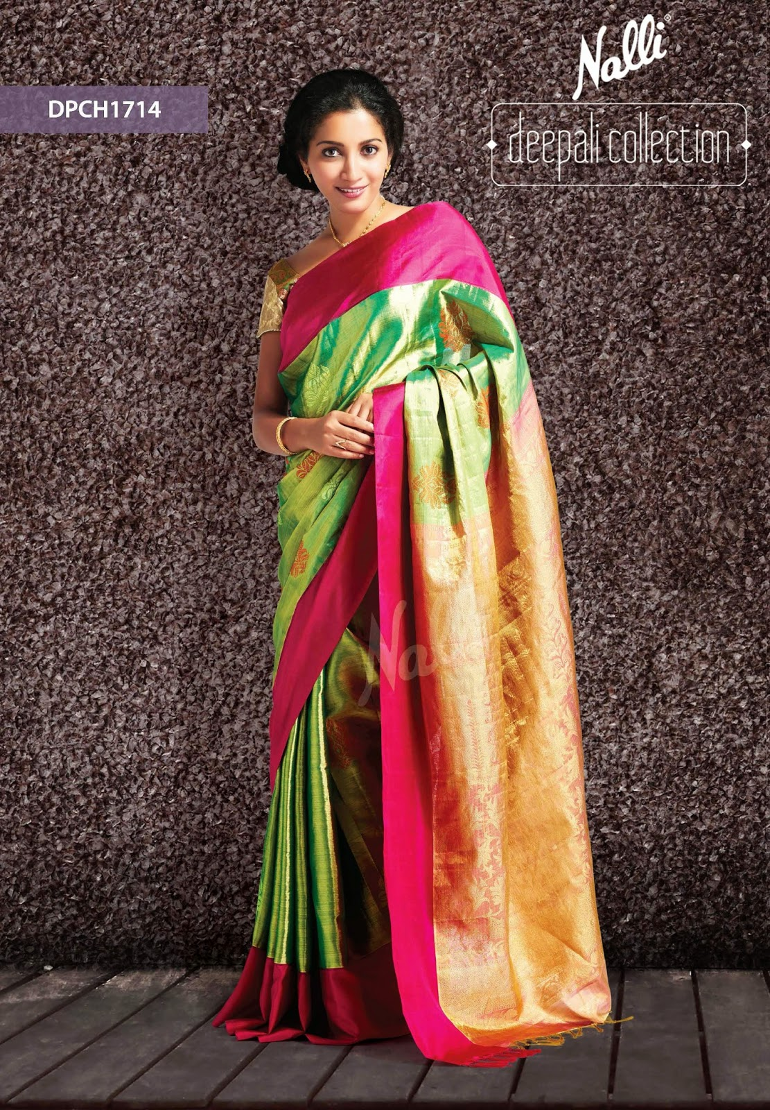 Nalli Deepali Collection