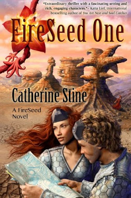 Book Launch! Fireseed One by Catherine Stine Book Review/Giveaway!