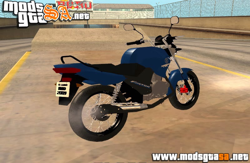 SA - Yamaha Factor YBR