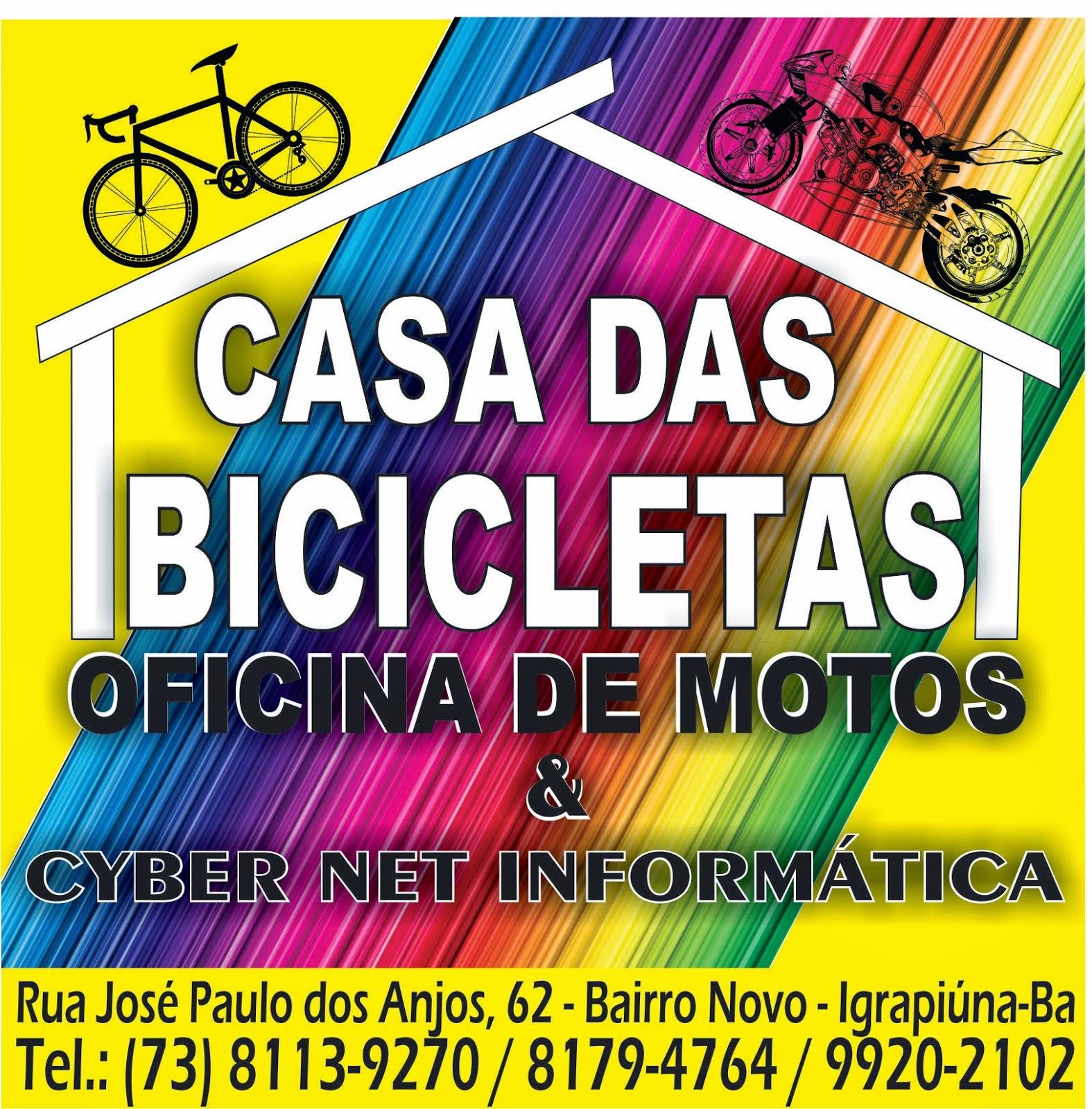 Casa das Bicicletas
