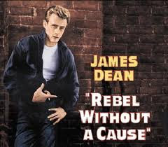 James Dean Rebel without a Cause Poster