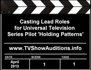 NBC Series Holding Patterns Casting Calls Auditions