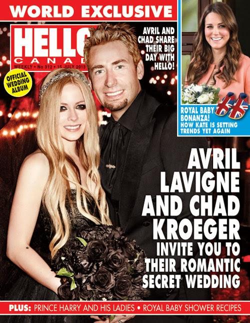Avril Lavigne: Hello Canada