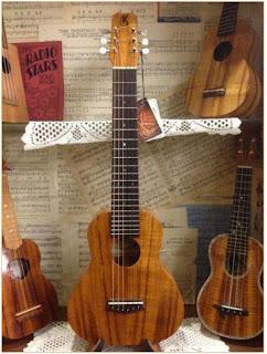 Kanile'a guitarlele