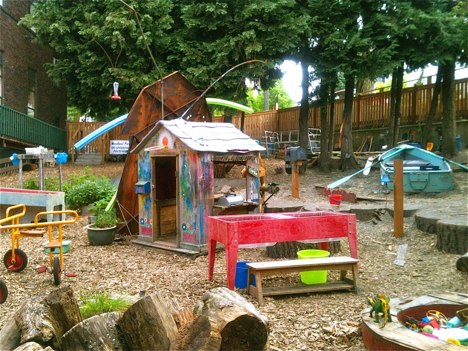 teacher tom how to build your own backyard playground