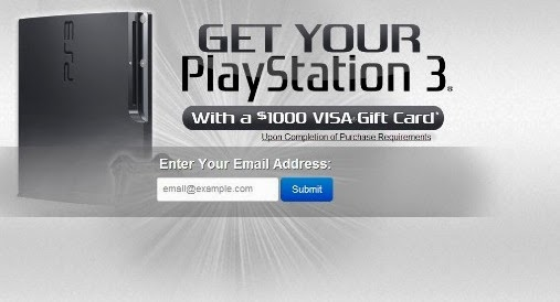 Get Your Playstation 3