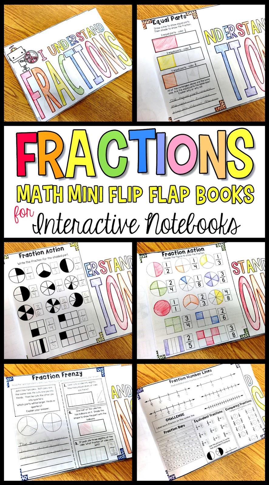 Math Flip Flap Books for Interactive Notebooks....YEP! - Simply ...