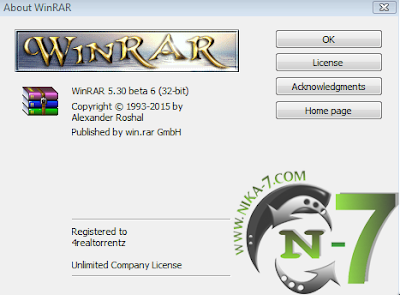 WinRAR v5.30 Beta 6 Final