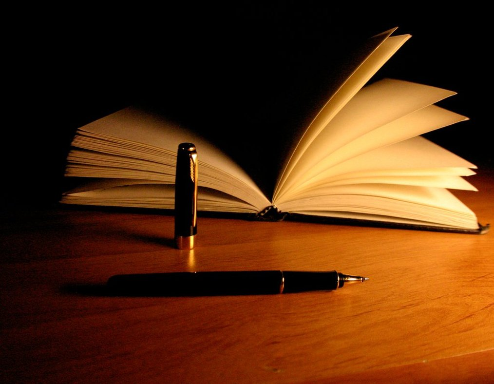 writing a book as a teenager