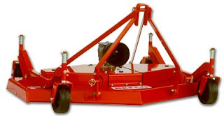 Befco finishing mower