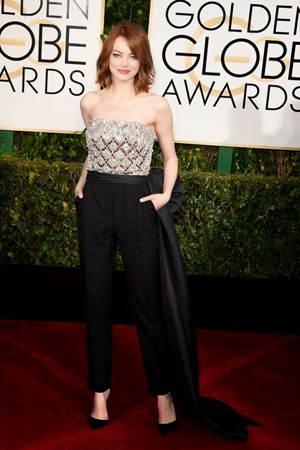 Favourite Looks: Golden Globes 2015 image