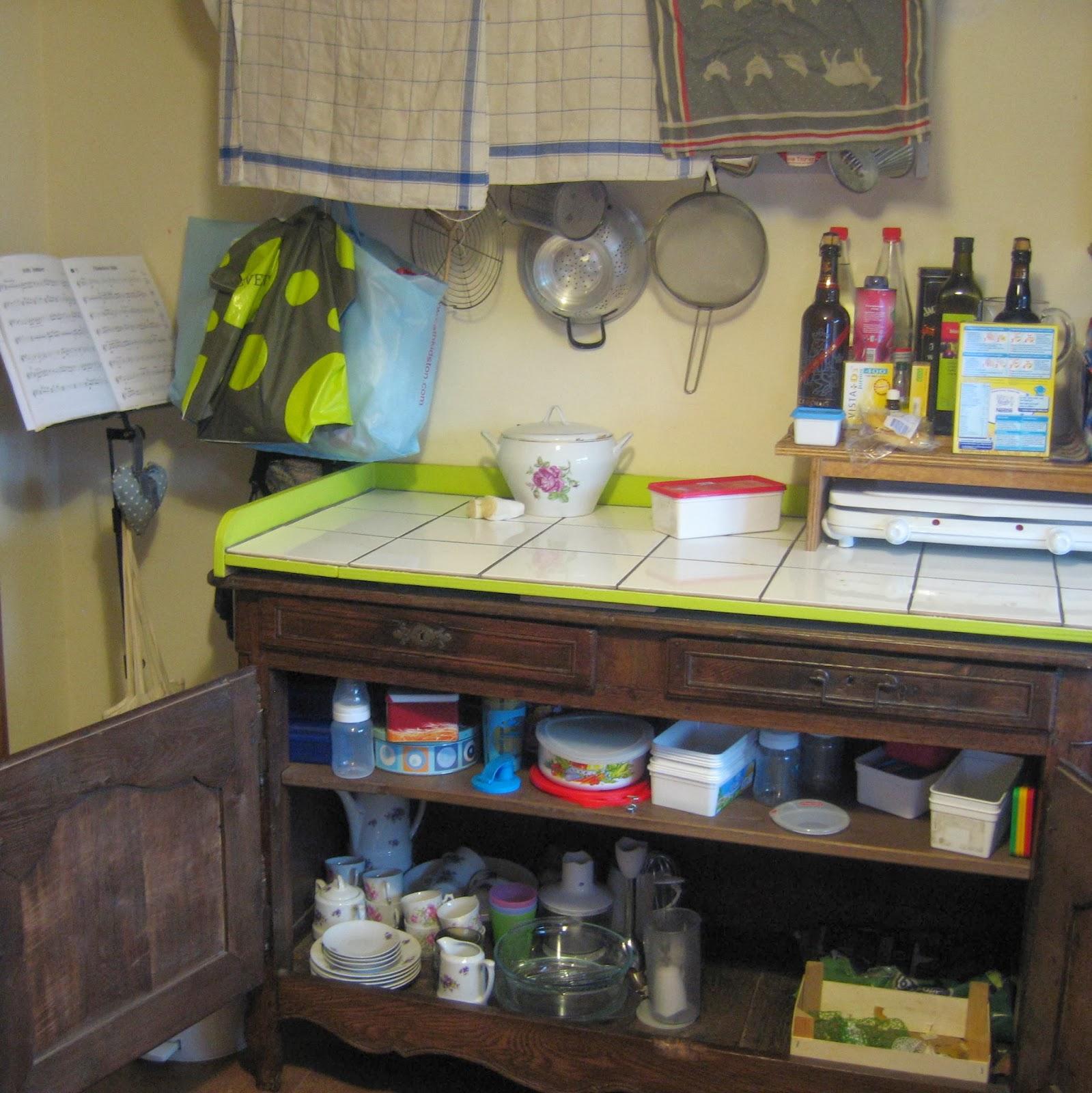 Eenvoudiger leven - Keuken recup ...