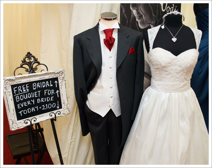 Eastwell Manor Wedding Fayre 3