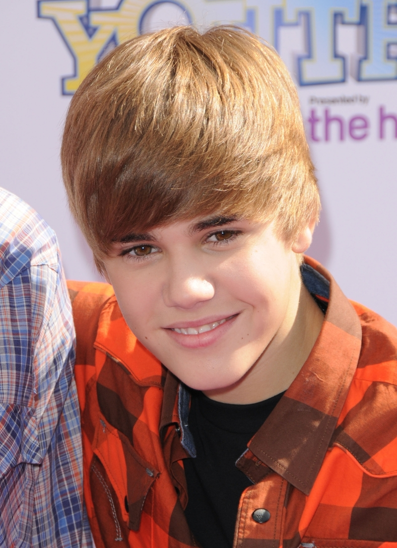 Funny Image Collection Justin Biebers New Haircut