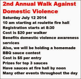 7-12 Domestic Violence Walk