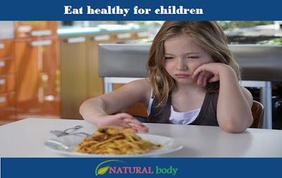 Eat healthy for children
