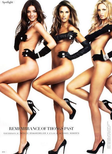 El catálogo de Victoria's Secret