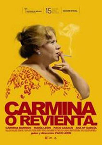 Poster de Carmina o revienta