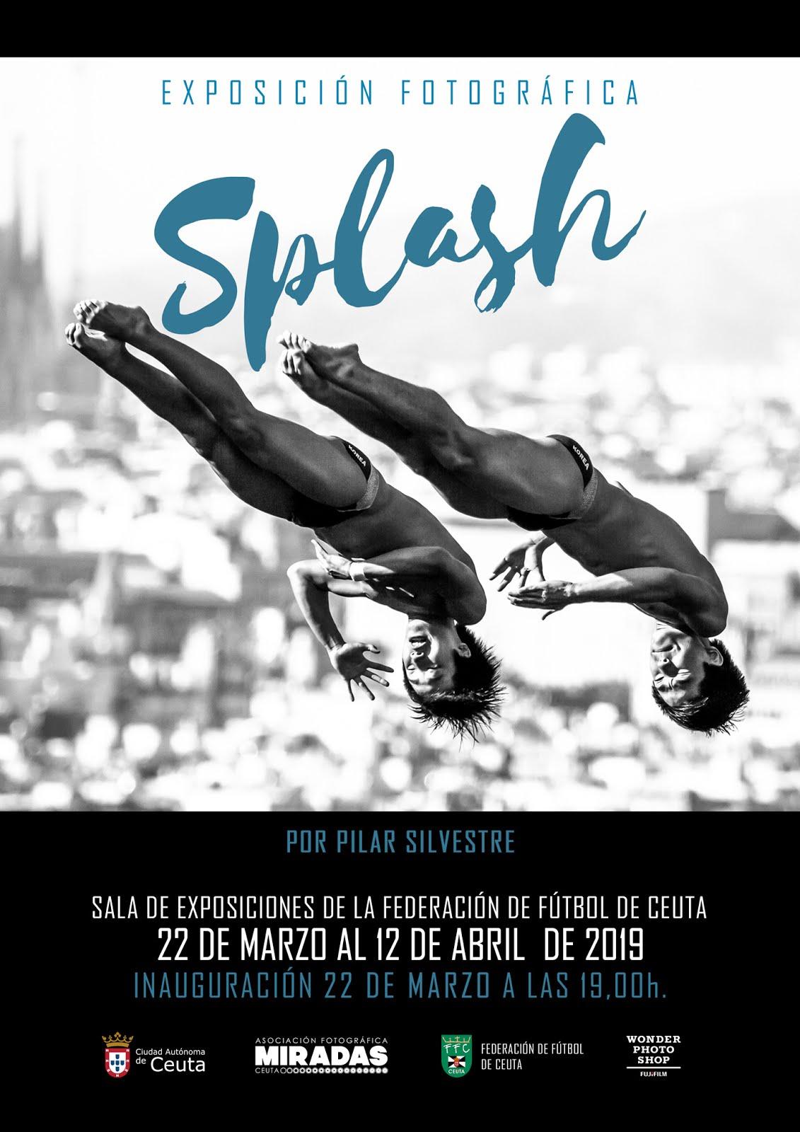 Exposición 'Splash' de Pilar Silvestre