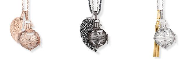 Llamador de ángeles Engelsrufer, colgantes personalizables, amuleto de la suerte