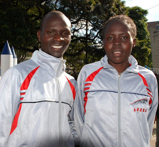 Para os quenianos, vencedores da meia maratona, Kimosop Kiprono e Consolata Cherotich, foi emocionante competir numa cidade bonita e acolhedora como Teresópolis