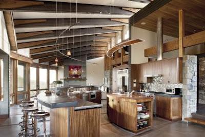 Desain Dapur Minimalis Klasik