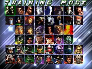 mugen4i Killer Instinct vs Mortal Kombat   Assassinos Brutais (2011/ENG) [PC]