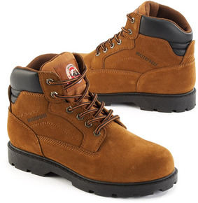 Two Men and a Little Farm: BRAHMA WORK BOOTS - HOPEFULLY THORNBUSTERS