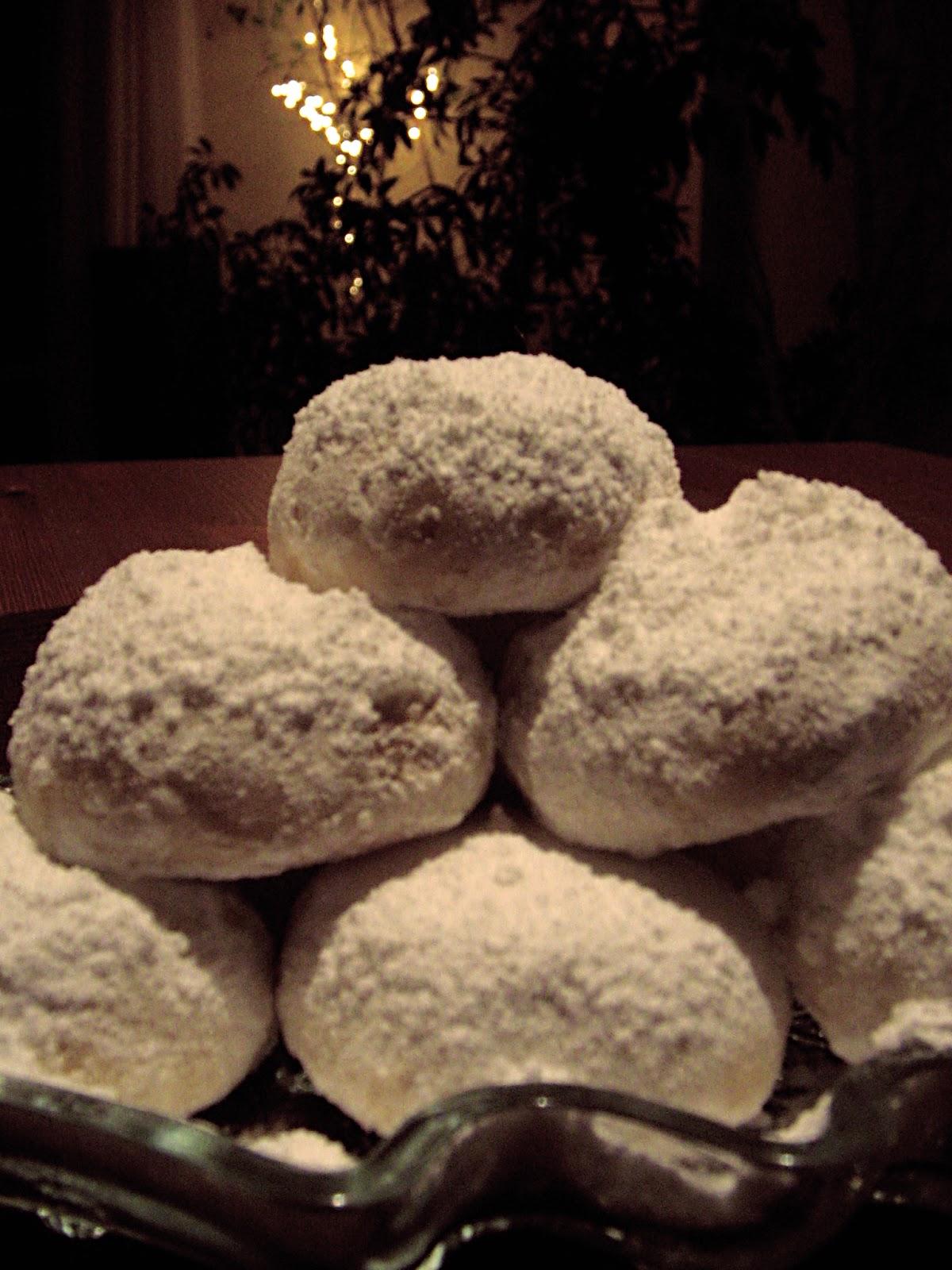 Traditional Greek Cookies