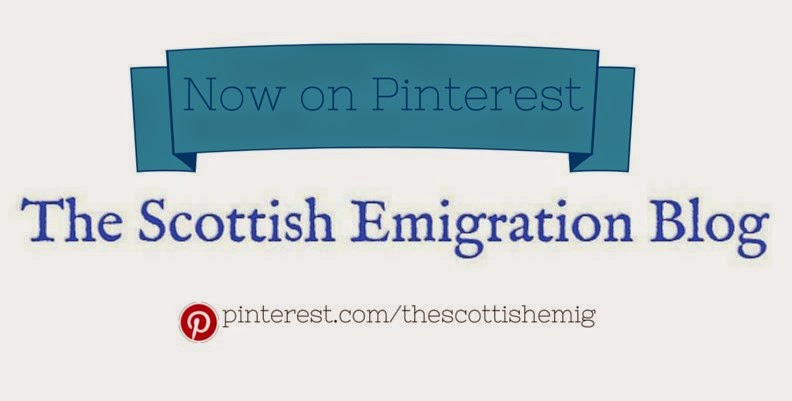 pinterest, scottish emigration blog