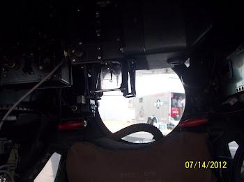 Inside a B-17 Ball Turret