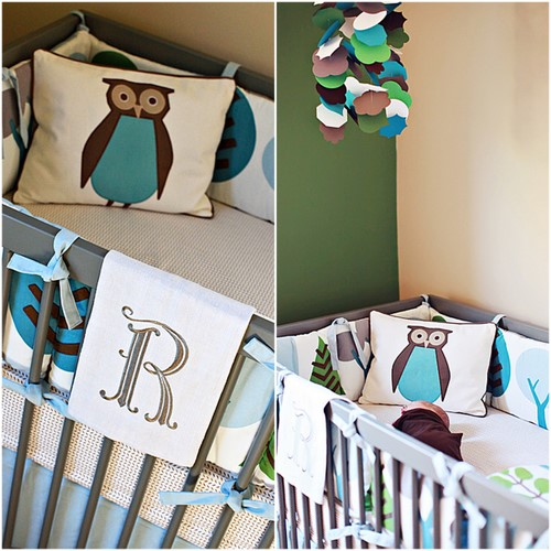 project nursery modern owl baby room the tomkat