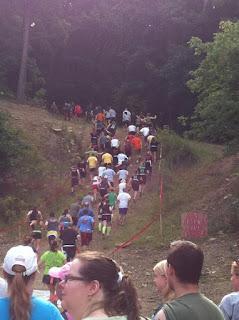Run For Your Lives Butler PA 2012 Start