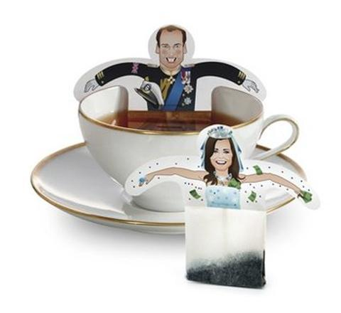 mock royal wedding plates. royal wedding party packs.