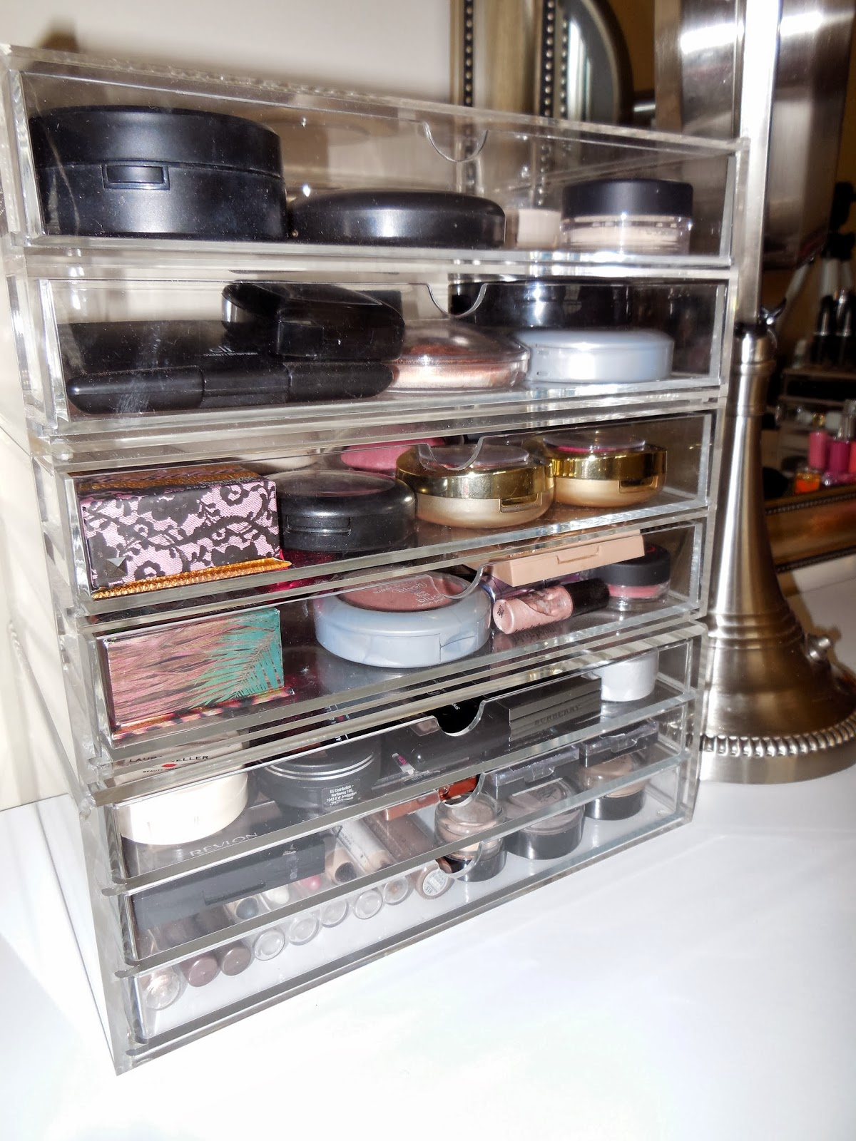 New makeup vanity and organization geotapseo Images