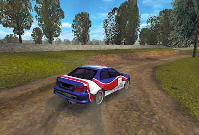 Euro Rally Champion PC Game Highly Compressed