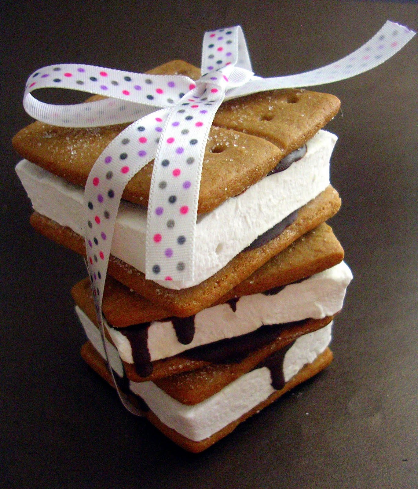 The Busty Baker: Homemade S'mores