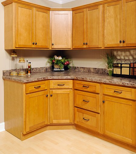 Cabinets for kitchen golden
