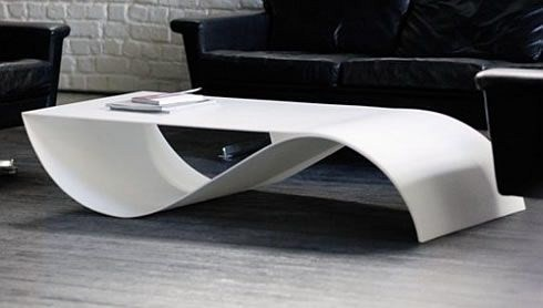15 unusual tables and cool table designs part 3 - Table basse ultra design ...