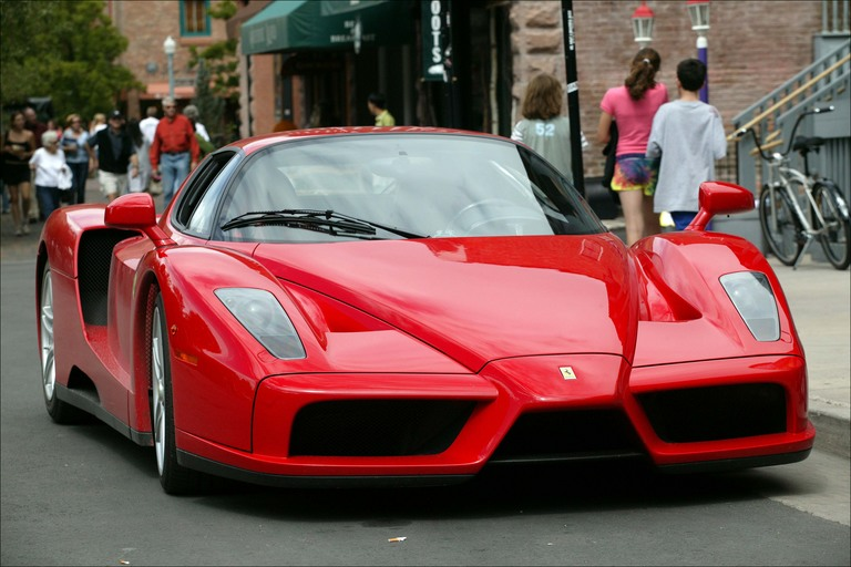 auto contest usa ferrari enzo - Ferrari Enzo 2010